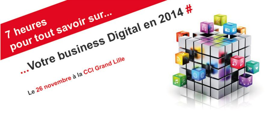 Event sur votre Business Digital en 2014